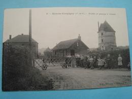 62 - Hersin Coupigny - Moulin Et Passage à Niveau - 1916 - France