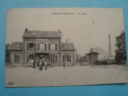 62 - Hersin Coupigny - La Gare - 1915 - France
