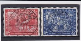 SBZ Nr. 230/31, Gest. (T 10062) - Sowjetische Zone (SBZ)