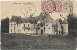D50 - SAINT JAMES - CHÂTEAU DU GAULT - Autres Communes