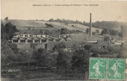 D51 - SEZANNE - USINE OPTIQUE ST HUBERT - VUE GENERALE - Sezanne