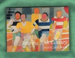 CP50 BLOC De CARTES POSTALES Complet 15 Cartes Courtauld Institute Gallery   Format 15 X 10 Cm Env - Peintures & Tableaux