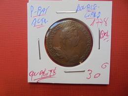 """PAYS-BAS AUTRICHIEN DOUBLE-LIARD 1778 """"BRUXELLES"""" BELLE QUALITE ! - Belgique"""
