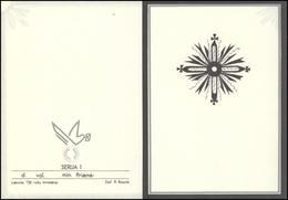 LITHUANIA LSSR Telegram Sheet LTSR 001 Funeral - Lituania