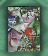 CP50 BLOC De CARTES POSTALES Complet 16 Cartes Chagall   Format 15 X 10 Cm Env - Peintures & Tableaux