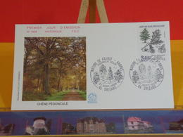 Chêne Pédonculé - 45 Orléans - 21.9.1985 FDC 1er Jour N°1439 - Coté 2€ - FDC