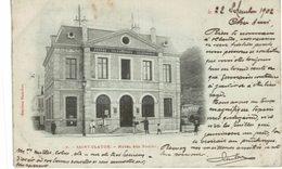SAINT CLAUDE .... HOTEL DES POSTES - Saint Claude