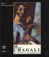 MARC CHAGALL : LE SHTELT ET LE MAGICIEN - Art