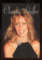 CPM: CLAUDIA SCHIFFER - - Femmes Célèbres