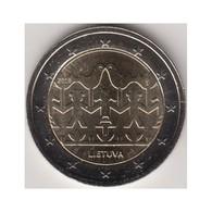 """Moneda 2€ 2018 Lituania """"Festival Canción Y Danza"""" - Lituania"""