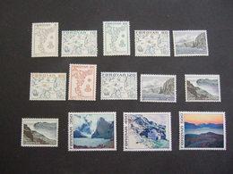 FAROE ISLANDS. 1975 MI 7/20,  YV 1/14  . MNH** (P60NVT) - Féroé (Iles)