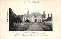 51 - Le Château De BRICOT La VILLE - Andere Gemeenten
