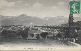 ANNECY Vue Générale - Annecy