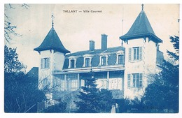 Tallant (Etrigny) - Villa Cournot - France