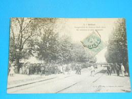 17 ) Beillant N° 2 - Inauguration Du Pont 30 Avril 1905 - Enattendant Le Train Sénatorial : Année  : EDIT : Prèvost - France