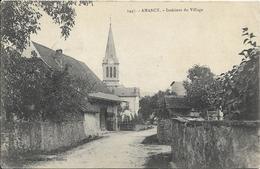 AMANCY Intérieur Du Village - Autres Communes