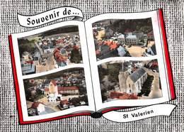 Saint-Valerien - Vues Générales - Eglise - Livre Ouvert - Saint Valerien