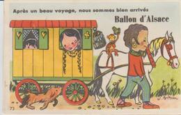 """68 """"le Ballon D Alsace """"  Apres Un Beau Voyage   ) - A Systèmes"""