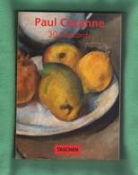 CP50 BLOC De CARTES POSTALES Complet 30 Cartes Paul Cézanne   Format 16 X 11 Cm Env - Peintures & Tableaux