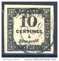 D - [DEL-310-12]Yv TX 2 Oblitéré TB Cote 20 Euros - Taxes