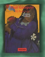CP50 BLOC De CARTES POSTALES Complet 30 Cartes Paul Gauguin   Format 16 X 11 Cm Env - Peintures & Tableaux