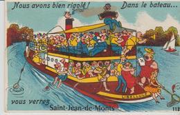"""85 SAINT JEAN DE MONTS """"..nous Avons Bien Rigole """" ) - A Systèmes"""