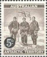 MH STAMPS - Australian-Antarctic - Antarctic Research-1959 - 1952-65 Elizabeth II : Pre-Decimals