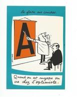 ILLUSTRATION DORVILLE - HUMOUR - LA FOIRE AUX CANCRES -quand On Est Myope - Autres Illustrateurs