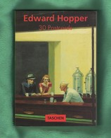 CP50 BLOC De CARTES POSTALES Complet 30 Cartes Edward Hopper   Format 16 X 11 Cm Env - Peintures & Tableaux