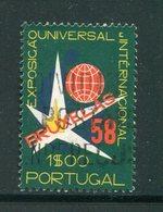 PORTUGAL- Y&T N°843- Oblitéré - 1910-... République