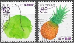 Japon - Fruits & Légumes - Y&T N° 6945 - Oblitéré - 1989-... Empereur Akihito (Ere Heisei)