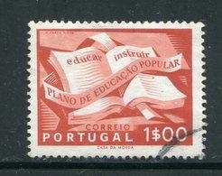 PORTUGAL- Y&T N°808- Oblitéré - 1910-... République