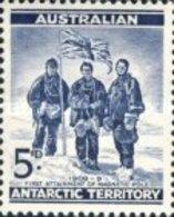 USED STAMPS - Australian-Antarctic - Antarctic Research-1961 - 1952-65 Elizabeth II : Pre-Decimals