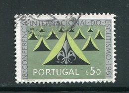 PORTUGAL- Y&T N°899- Oblitéré - 1910-... République
