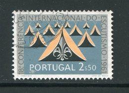 PORTUGAL- Y&T N°901- Oblitéré - 1910-... République