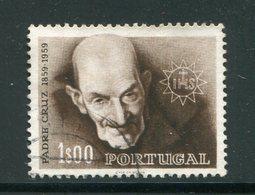 PORTUGAL- Y&T N°868- Oblitéré - 1910-... République