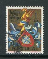 PORTUGAL- Y&T N°873- Oblitéré - 1910-... République
