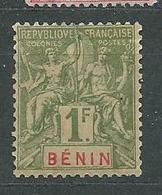 BENIN  N°  45  * Clair Infime Sinon TB - Anjouan (1892-1912)