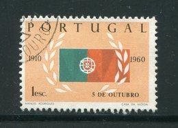 PORTUGAL- Y&T N°883- Oblitéré - 1910-... République