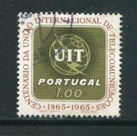 PORTUGAL- Y&T N°963- Oblitéré - 1910-... République