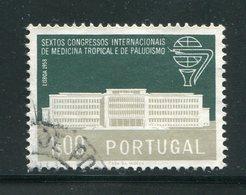 PORTUGAL- Y&T N°849- Oblitéré - 1910-... République