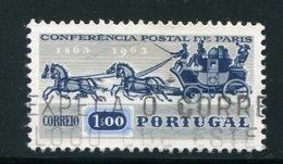 PORTUGAL- Y&T N°919- Oblitéré (cheveaux) - 1910-... République