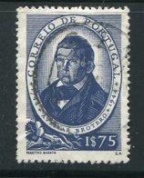 PORTUGAL- Y&T N°654- Oblitéré - 1910-... République