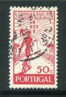 PORTUGAL- Y&T N°646- Oblitéré - 1910-... République