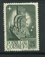 PORTUGAL- Y&T N°610- Oblitéré - 1910-... République
