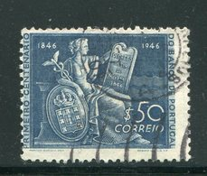 PORTUGAL- Y&T N°683- Oblitéré - 1910-... République
