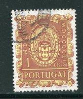 PORTUGAL- Y&T N°871- Oblitéré - 1910-... République