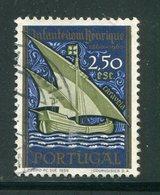 PORTUGAL- Y&T N°874- Oblitéré (bateau) - Bateaux