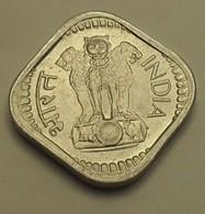 1973 - Inde République - India Republic - 5 PAISE, B, KM 18.6 - Inde