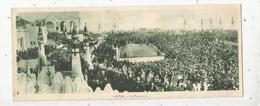 Carte Panoramique , 23 X 9.5 , 14 , LISIEUX ,la Procession,vierge,frais Fr 1.55 E - Lisieux